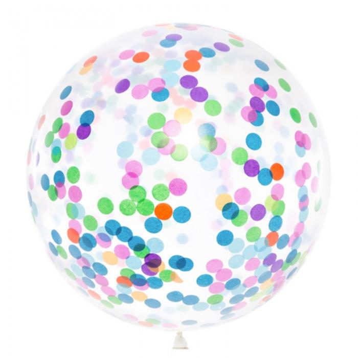 Balon Confetti 1